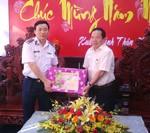 Tiếp lãnh đạo Bộ Tư lệnh Cảnh sát biển Việt Nam