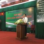 Đồng hương Kiên Giang tại Tp. Hồ Chí Minh họp mặt mừng xuân Bính Thân 2016