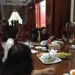 Báo cáo tổng kết hoạt động Hội đồng hương Kiên Giang tại Tp. HCM năm 2016