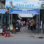 Kiên Giang: Chính quyền dỡ chợ trước Tết, tiểu thương đặt quan tài phản đối