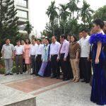 Hội đồng hương Kiên Giang tại Tp. HCM họp mặt mừng xuân Đinh Dậu 2017