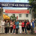 Tổ chức khám chửa bệnh, cấp thuốc miễn phí tại huyện Gò Quao tỉnh Kiên Giang