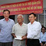 Hơn 1.500 đồng bào nghèo tỉnh Kiên Giang được khám chữa bệnh miễn phí