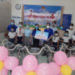 Hội đồng hương Kiên Giang tại Tp HCM hổ trợ  Chương trình tiếp bước đến trường của tỉnh.